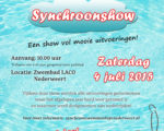 Synchroonshow 2015