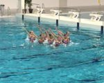 Synchrobeat en NK combo synchroonzwemmen 11&12 juni